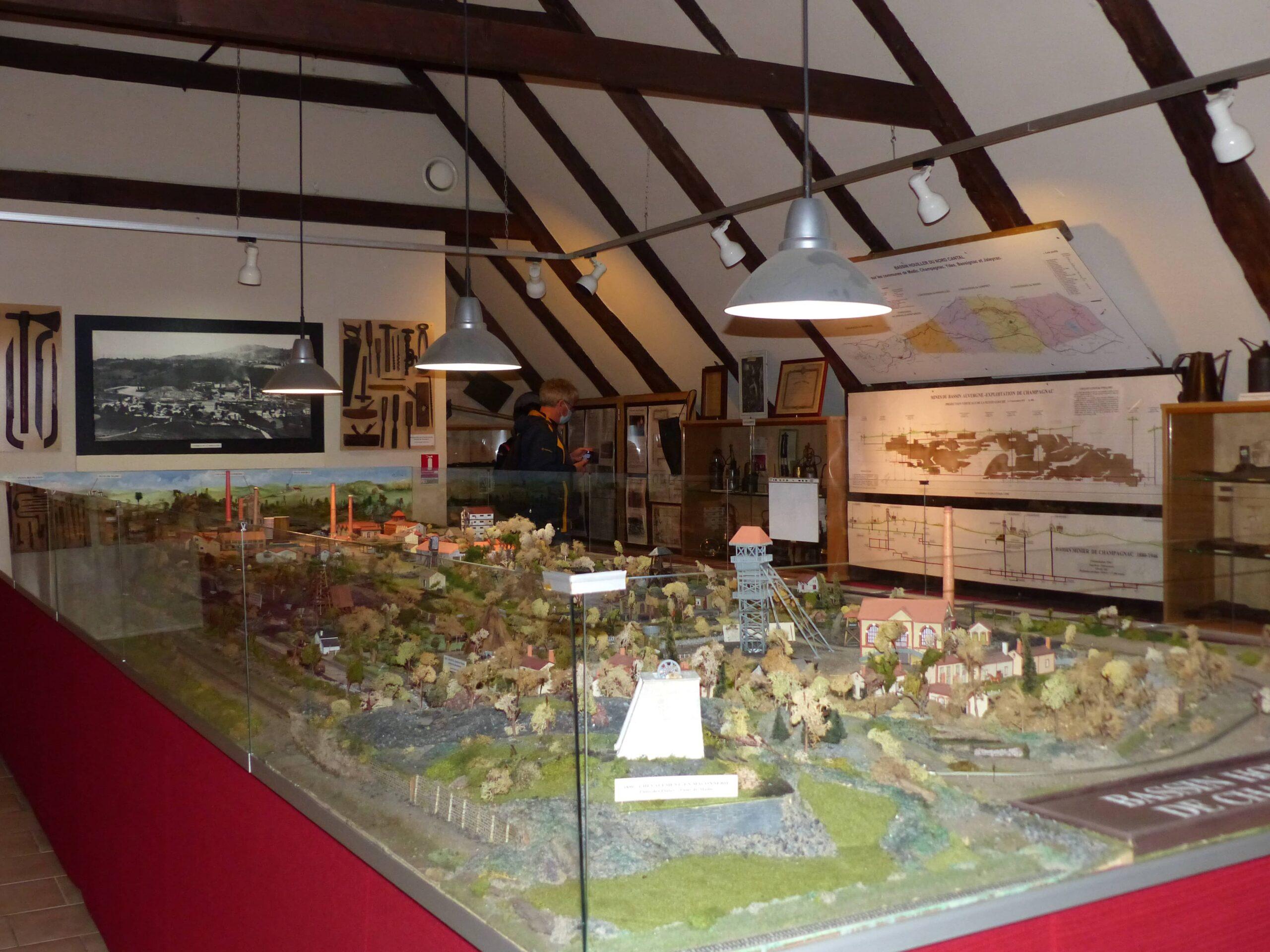 Ouverture du musée de la Mine pour les Journées du Patrimoine
